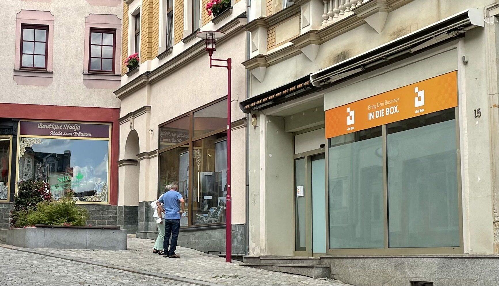Die Box in Hohenstein-Ernstthal